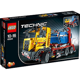 LEGO Technic Container Truck 42024Blocks and Bricks