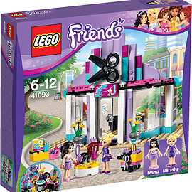 LEGO Friends Heartlake Hair Salon 41093Blocks and Bricks