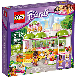 LEGO Friends Heartlake Juice Bar 41035Blocks and Bricks
