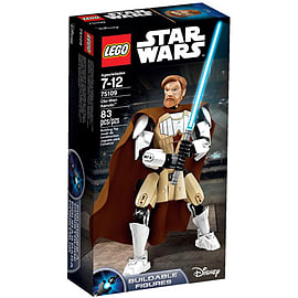 LEGO Star Wars Obi-Wan Kenobi 75109 Battle Action FigureBlocks and Bricks