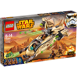 LEGO Star Wars Wookiee Gunship 75084Blocks and Bricks