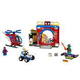 LEGO Juniors Spider-Man Hideout 10687 screen shot 3
