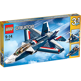 LEGO Creator Blue Power Jet 31039Blocks and Bricks