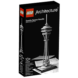 LEGO Architecture Seattle Space Needle 21003Blocks and Bricks
