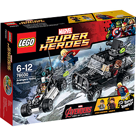 LEGO Super Heroes Avengers Hydra Showdown 76030Blocks and Bricks