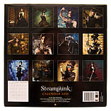 New Steampunk Fantasy Cosplay Photography 2015 Annual Planner Calendar Gifts screen shot 1