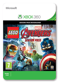 LEGO Marvel's Avengers: Season Pass (Xbox 360) for XBOX360