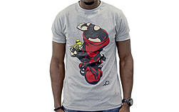 Street Fighter V Ken T-shirt - Medium screen shot 3