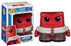 FunKo POP Disney/Pixar: Inside Out - Anger Toy Figure screen shot 1