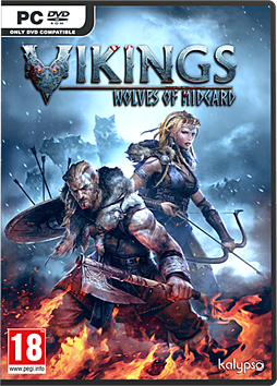 Vikings - Wolves of MidgardPCCover Art