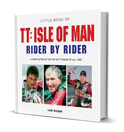 Little Book TT Rider By RiderBooks