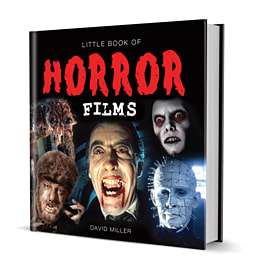 Little Book Of Horror Film By FilmBooks