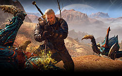 The Witcher 3: Wild Hunt screen shot 1