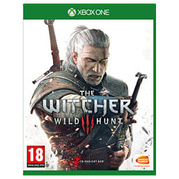 The Witcher 3: Wild HuntXbox OneCover Art