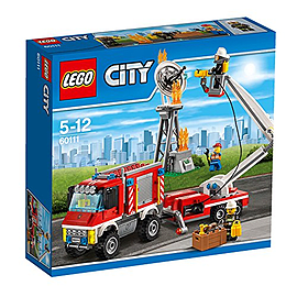 Lego City Fire Utility Truck 60111Blocks and Bricks