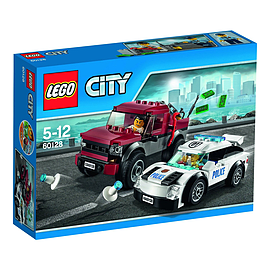 Lego City Police Pursuit 60128Blocks and Bricks