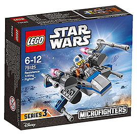 Lego Star Wars Resistance X-Wing FighterBlocks and Bricks