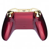 Xbox One Wireless Controller - Crimson Red & Gold screen shot 1