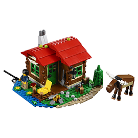 Lego Creator Lakeside Lodge 31048Blocks and Bricks