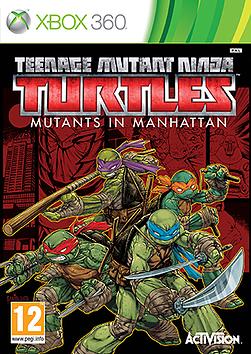 Teenage Mutant Ninja Turtles: Mutants in Manhattan for Xbox 360