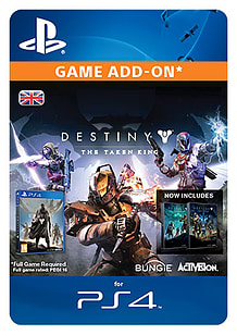 Destiny: The Taken King (PlayStation 4) for PS4