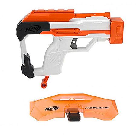 Nerf Modulus N-strike Elite ECS10 blaster gun inc. Scope upgrade kit BNIB