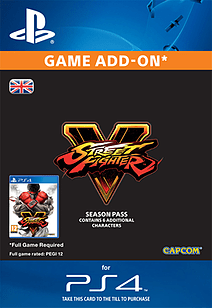 Street Fighter V Season Pass