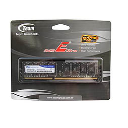 Team Elite 4Gb Ddr3 1X4gb 1600Mhz Pc3-12800 Cl11 Retail No Heatsink TED34G1600C1101PC