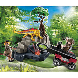 Playmobil Treasure Hunters - Metal DetectorBlocks and Bricks