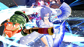 Senran Kagura Estival Versus screen shot 4