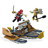 Mega Bloks Assassin's Creed War Boat Building Set screen shot 2