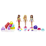 Mega Bloks Barbie Beach Vacation screen shot 2
