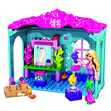 Mega Bloks Barbie Build 'n Play Underwater Cove Building Kit screen shot 2
