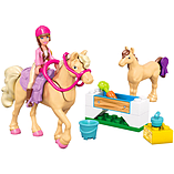 Mega Bloks Barbie's Day at the Stables Building Kit screen shot 2