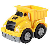 Mega Bloks Cat Dump Truck screen shot 2
