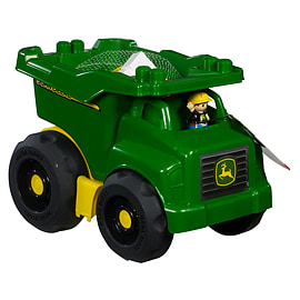 Mega Bloks John Deere Large Dump TruckBlocks and Bricks