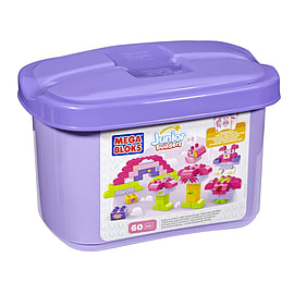Mega Bloks Junior Builders Building Imagination (Pink)Blocks and Bricks