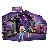 Mega Bloks Monster High Graveyard Garden Party Building Set screen shot 2