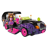 Mega Bloks Monster High Monster Moviemobile Building Set screen shot 2