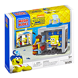 Mega Bloks Square Pants Photo Booth Time Machine Building Set screen shot 1
