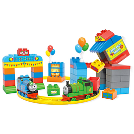Mega Bloks Thomas & Friends Happy Birthday ThomasBlocks and Bricks