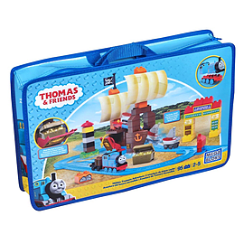 Mega Bloks Thomas & Friends Sodor's Legend of the Lost Treasure Building SetBlocks and Bricks