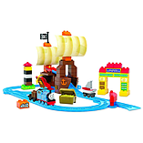 Mega Bloks Thomas & Friends Sodor's Legend of the Lost Treasure Building Set screen shot 2