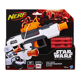 Star Wars Nerf Episode VII First Order Stormtrooper BlasterPuzzles and Board Games