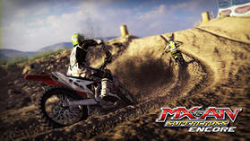 MX vs. ATV: Supercross Encore screen shot 4