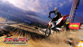 MX vs. ATV: Supercross Encore screen shot 5