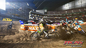 MX vs. ATV: Supercross Encore screen shot 8