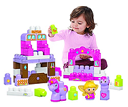 Mega Bloks First Builders Little Princess Pretty Pony Palace screen shot 1