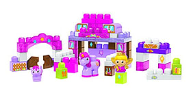 Mega Bloks First Builders Little Princess Pretty Pony Palace screen shot 3