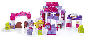 Mega Bloks First Builders Little Princess Pretty Pony Palace screen shot 4